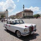 auto do ślubu - zabytkowy-merc.pl - zdjęcie 1